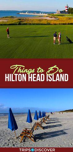 9 Best Things to Do on Hilton Head Island Best Island Vacation, Best Vacation Destinations, Vacation Spots, Italy Vacation, Vacation Trips, Vacation Ideas, Lanai Island, Island Beach, Beach Trip