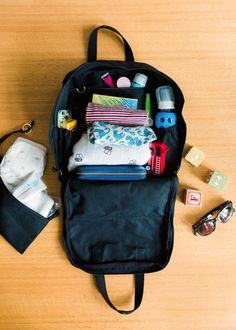 What's in your diaper bag? | A Cup of Jo