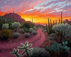 Stephen Morath  I have always been in love with this artist!    I also love it when I'm able to get to Ajo Al's on 16th street in Phoenix where he has some huge artwork on display there ♥  LOVE LOVE LOVE