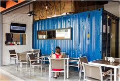 Looking for a cool container cafe to dine in? Here are 7 you should check out.