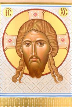 Jesus Christ - the Mandylion Icon More images: http://whispersofanimmortalist.blogspot.com/2015/04/icons-of-our-lord-jesus-christ-1.html