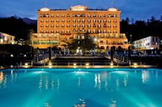 Grand Hotel Tremezzo: luxury hotel on Lake Como, Italy