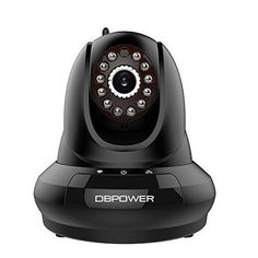 Special Offers - DBPOWER VA0161 FI366 720P Pan/Tilt Surveillance IP Camera with Two Way Audio IR-CUT Night Vision Motion Detection Cloud Storage Mobile Remote Viewing Black - In stock & Free Shipping. You can save more money! Check It (December 10 2016 at 09:05PM) >> http://motionsensorusa.net/dbpower-va0161-fi366-720p-pantilt-surveillance-ip-camera-with-two-way-audio-ir-cut-night-vision-motion-detection-cloud-storage-mobile-remote-viewing-black/