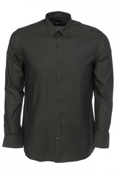 Gibson Plain Longsleeved Shirt Green  #shirt #shirts #mens #style #fashion #formal #menswear #trend #designer #shirting #smart