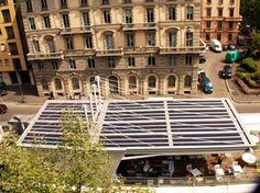 Bar ATM Milano Moscova Renewable Energy, Solar Energy, Multi Story Building, Action, Bar, Travel, Italia, Solar Power, Group Action