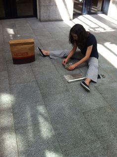 workshop Martini, Tile Floor, Madrid, Workshop, Flooring, Projects, Houses, Log Projects, Atelier