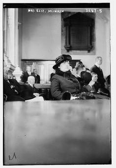 Mrs. Eliz. Meinken (LOC) by The Library of Congress, via Flickr