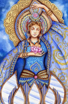 Five of Mirrors (5 of Cups) - Chrysalis Tarot by Toney Brooks & Holly Sierra
