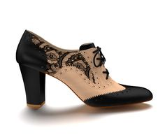 My 1920's designed shoes - Shoes of Prey - LOVE