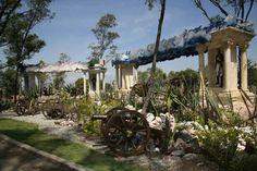 Parque Temático Cinco de Mayo en la Zona de los Fuertes, Puebla