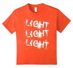 Kids Light Christian Tshirt For Kids Women Men 8 Orange BIJN