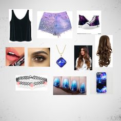 create 2 by tealsteal10 on Polyvore featuring art