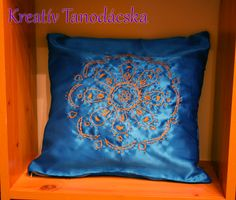 Throw Pillows, Diy, Creative, Cushions, Bricolage, Decorative Pillows, Decor Pillows, Handyman Projects, Do It Yourself