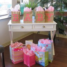 Plan your baby shower now in our Event Space at Breathe in Spa!!!!