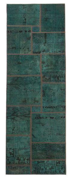 Orientteppich modern  Orientteppich | gefärbt gewebt | -schwarz beige- Vintage-Teppich ...
