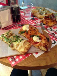 Mamma Roma | pizza al taglio | Vleurgatsesteenweg, 5 1050 Elsene
