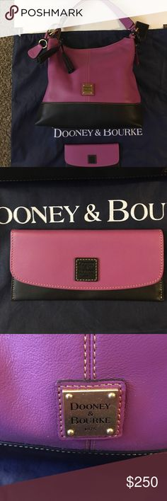 Dooney & Bourke Purse Beautiful Dooney & Bourke Purse 👛 Never used ! Dooney & Bourke Bags Shoulder Bags