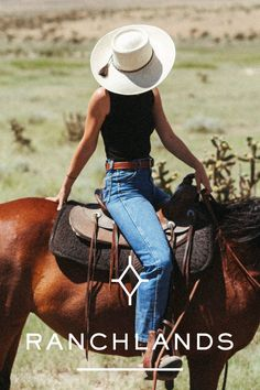 Rubin Rose, Cowgirl Outfits, Cowgirl Clothing, Ranch, Country Fashion, Weekend Style, Pretty Outfits, Work Wear, Style Inspiration