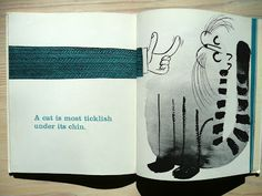 stickers and stuff: A Fresh Look at Cats - Abner Graboff
