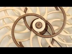 Aztec Kinetic Sculpture by David C. Roy - YouTube