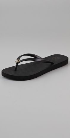 4987d235b BRAND NEW Tory Burch Thin Flip Flops Sandal size 9 Khaki •  34.99