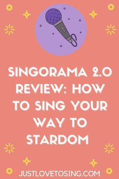 Having someone guide you is a must have for the serious singer. Check this one out and see what's in it for you. #JustLovetoSing #Singorama #Vocals #Singing #Blog