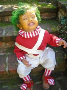 oompa loompa.. so adorable!
