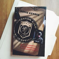 Thinking Thoughts: Operation Zulu Redemption by Ronie Kendig  