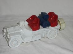 Avon - Thomas Flyer Wild Country After Shave Car Automobile Bottle $7.99
