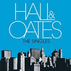 "One On One (12"" VERSION) - Daryl Hall, Daryl Hall & John Oates"