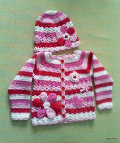 Crochet Poncho, Crochet Baby, Baby Sweater Patterns, Poncho Sweater, Baby Sweaters, Toddler Outfits, Baby Dress, Knitting, Projects
