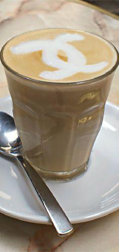 Chanel cappuccino !!! Save by Antonella B. Rossi