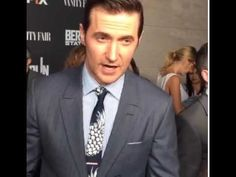 Richard Armitage at the Berlin Station premiere