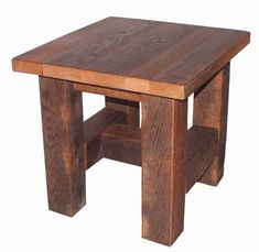 Made with 100% Authentic, Reclaimed Barn Wood.