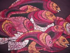 BATIK ART BY LUKANDWA DOMINIC: November 2010
