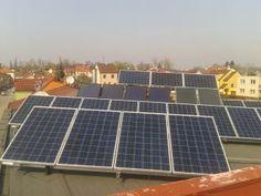Solární ohřev vody Nové Vráto ČB