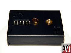 Vapor Joes - Daily Vaping Deals: USA DEAL BLOWOUT: OHM METER BOXES - $9.00 EA -