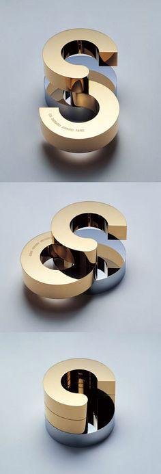 CS Design Trophy / igarashi studio