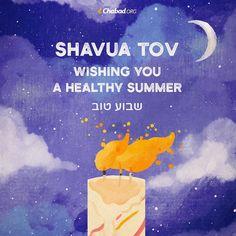 Shavua Tov, Shabbat Shalom, Healthy Summer, Wish, Whimsical, Instagram, Design, Design Comics