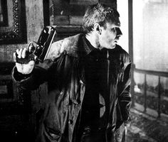 Harrison Ford as Rick Deckard in #BladeRunner (1982).