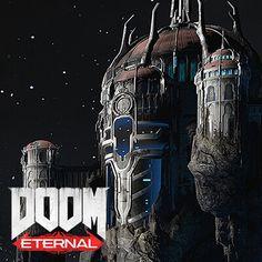 Doom Cover, Doom Game, Wolfenstein, Fnaf, Cover Art, Game Art, Halo, Minecraft, Weapons