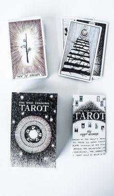Wild Unknown Tarot Deck & Book