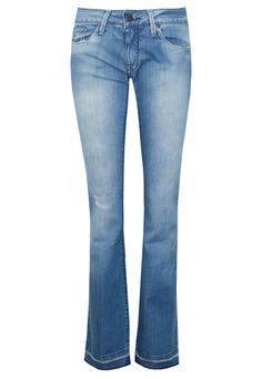 Calça Jeans Calvin Klein Jeans Bootcut Unique Azul - Compre Agora | Dafiti Brasil