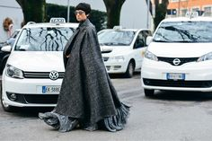 Tommy Ton Shoots the Best Street Style at the Couture and Menswear Shows