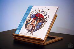 Mondo: Studio Ghibli - Kokyo Kyokushu LP - http://www.animated-review.blogspot.co.uk/2013/07/mondo-studio-ghibli-kokyo-kyokushu-lp.html