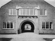 De gemeentelijke woningbouw, Openbare Leeszaal, architect Dudok, 1917