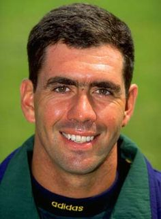 "Hansie Cronje: Wessel Johannes ""Hansie"" Cronje (25 September 1969 – 1 June 2002) was a South African cricketer and captain of the South African national cricket team in the 1990s. Died in a plane crash."