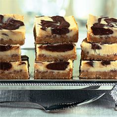 Best Cookies Recipes: Cheesecake Swirl Squares Recipes
