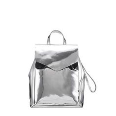 chrome--Mini Backpack Loeffler Randall