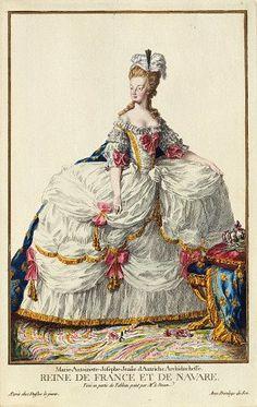 Marie Antoinette by maisondecouture, via Flickr